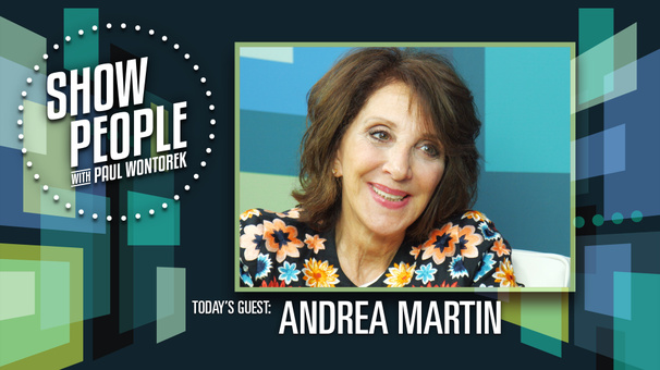 Noises Off Nominee Andrea Martin on Being a Matinee Lady, Stressing Over a Tony Gown & Why Awards Season Is Like Groundhog Day