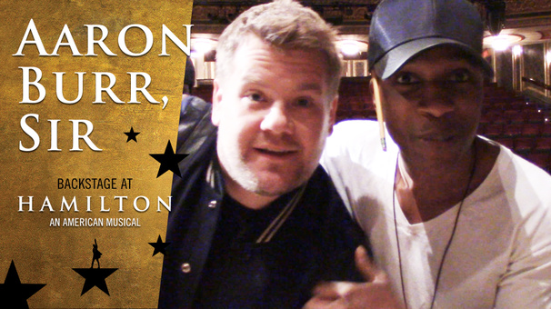 Aaron Burr, Sir: Backstage at Hamilton with Leslie Odom Jr., Episode 4: Tonys Prep