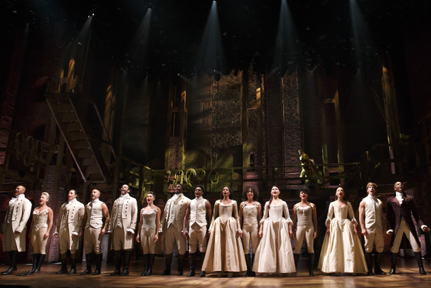 Tony Awards Dedicated to Orlando Victims; Hamilton Performance Removes Muskets