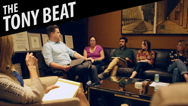 The Tony Beat Episode 7: Team Broadway.com Preps for the Big Night