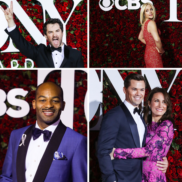 Broadway's Brightest Stars Step Out! See All the Looks from the 2016 Tony Awards Red Carpet