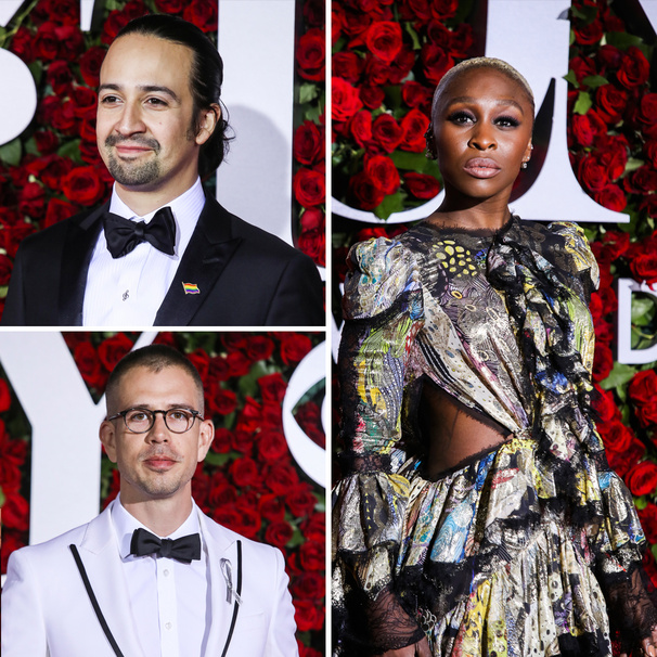 Werk! Broadway.com Ranks the Top 10 Best-Dressed Stars at the 2016 Tony Awards
