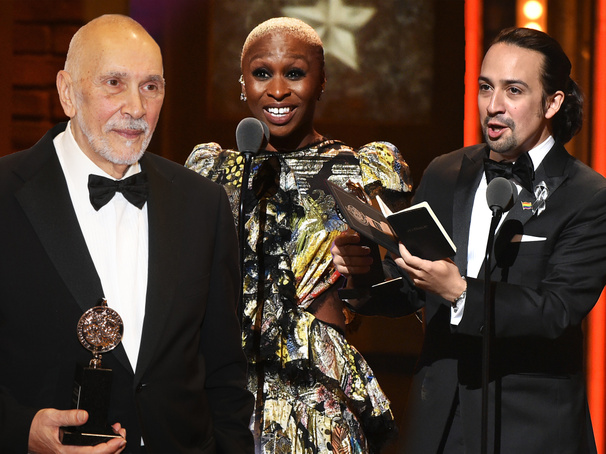 Tony Awards Poll: Which 2016 Tony Acceptance Speech Was Your Favorite?