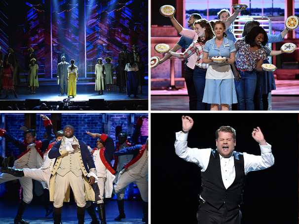 They're Beautiful, And They're Here: Broadway.com Breaks Down the Performances at the 2016 Tony Awards