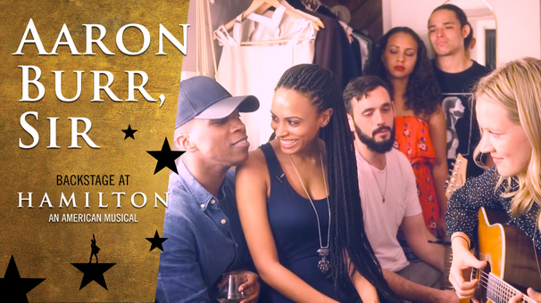 Aaron Burr, Sir: Backstage at Hamilton with Leslie Odom Jr., Episode 6: A Gift