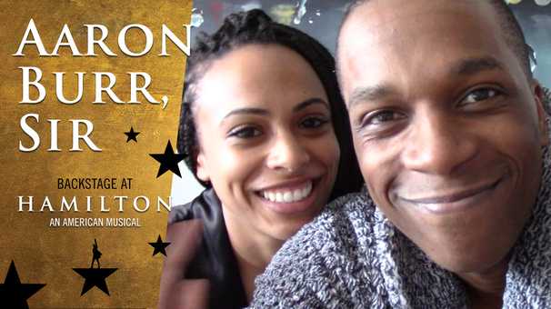 Aaron Burr, Sir: Backstage at Hamilton with Leslie Odom Jr., Episode 8: So Long!