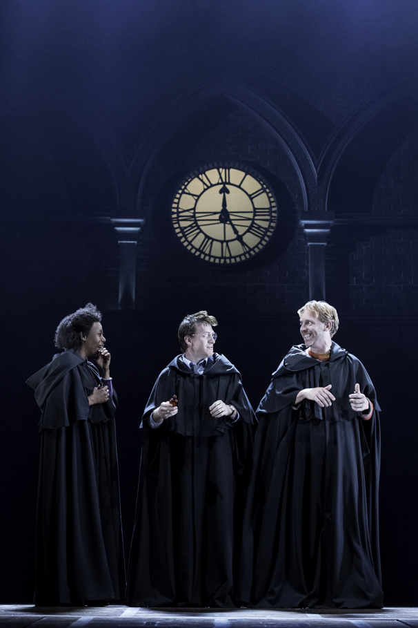Harry Potter & the Cursed Child Ties Olivier Nominations Record with 11; Groundhog Day Nabs 8 Nods