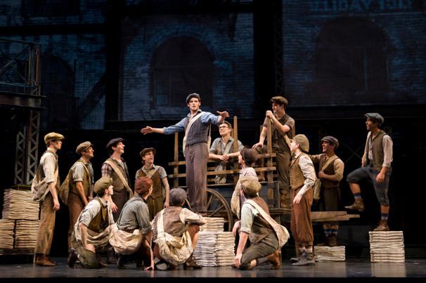 Odds & Ends: Newsies to Seize the Screen This Summer, Audra McDonald Named Honorary NYMF Chair & More