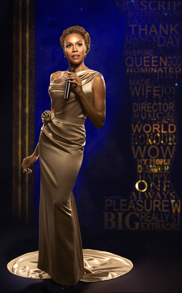 Exclusive Hot Shot! Deborah Cox Channels Golden Hollywood Glamour for The Bodyguard Tour