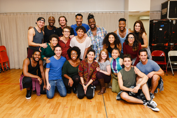 Today For You! Meet the Cast of the 20th Anniversary Tour of RENT