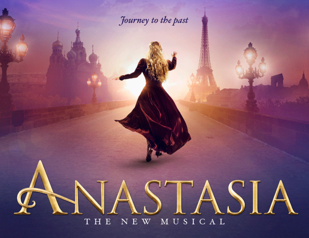 Journey to Next Spring: Anastasia Unveils Broadway Artwork, Sets Start Date