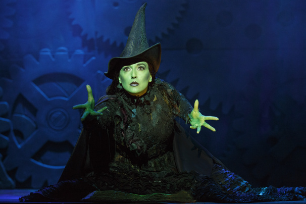 Jessica Vosk Flies into Wicked on Broadway