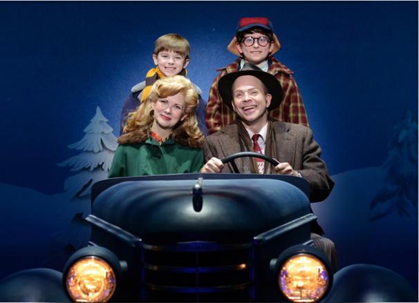 Hold on to Your BB Guns! A Christmas Story, The Musical Opens in Baltimore