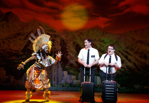 Here For You! Tickets Now On Sale for Tony-Winning The Book of Mormon in Pittsburgh