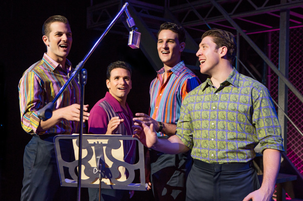 They'll Be the Big Men in Town! Tickets Now On Sale for Jersey Boys in San Antonio