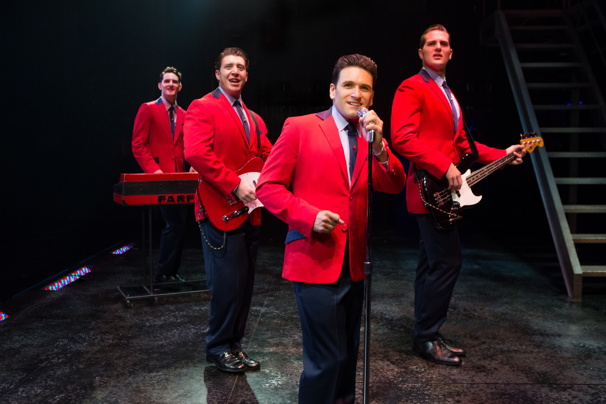 Oh, What a Night! Jersey Boys Begins Performances in Houston