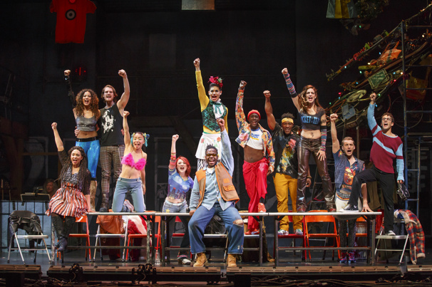 It's Time Now to Sing Out! The 20th Anniversary Tour of RENT Opens in Costa Mesa