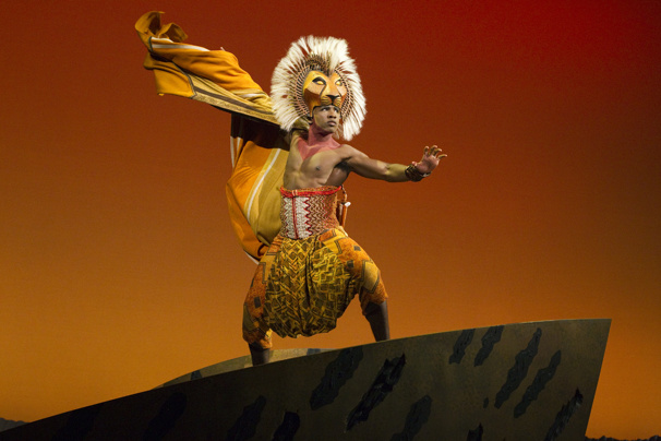 Disney's The Lion King Will Unveil Newly-Configured Touring Production in October 2017