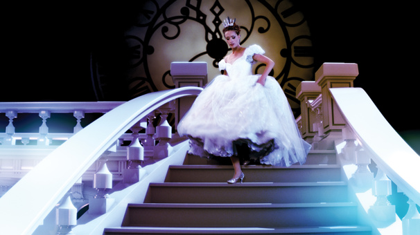 Now Is the Time! National Tour of Rodgers & Hammerstein's Cinderella Throws a Ball in Madison