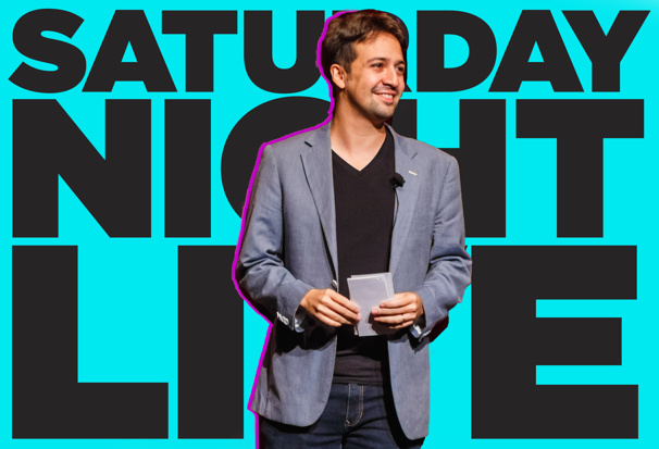 Blow Us All Away! Five Things Lin-Manuel Miranda Should Totally Do on Saturday Night Live