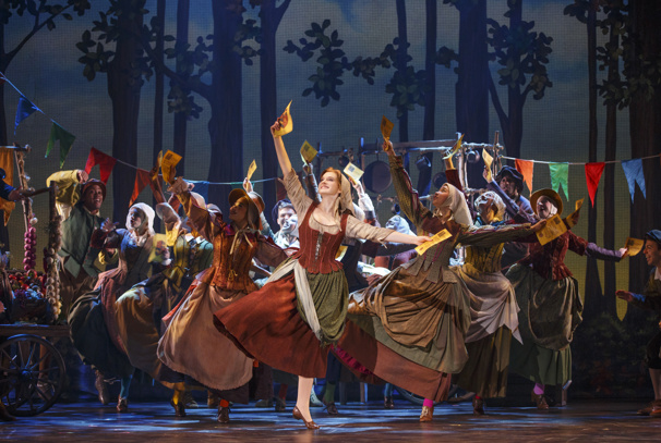It's Possible! Tickets Now On Sale for Rodgers + Hammerstein's Cinderella> in Baltimore