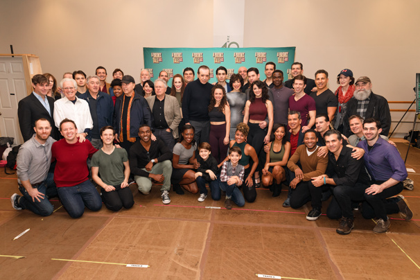 We can't wait to see this company bring Bronx to Broadway! Performances begin on November 3 at the Longacre Theatre!