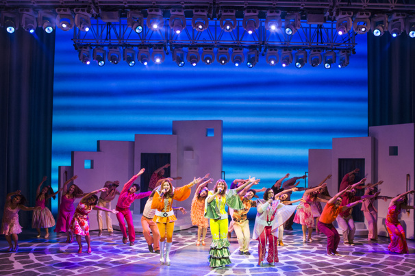 The Game Is On! ABBA Musical Mamma Mia! Farewell Tour Opens in Houston