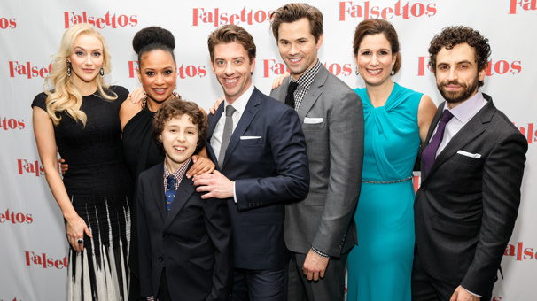 #BuzzNow: Broadway Welcomes Falsettos Back on Opening Night