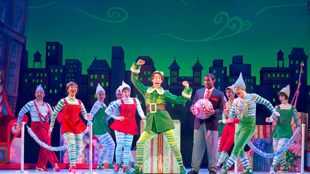 Unwrap an Early Holiday Treat! Tickets Now on Sale for Elf The Musical in Milwaukee