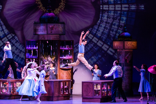 C'est Magnifique! Tickets Now on Sale for the National Tour of An American in Paris in Seattle