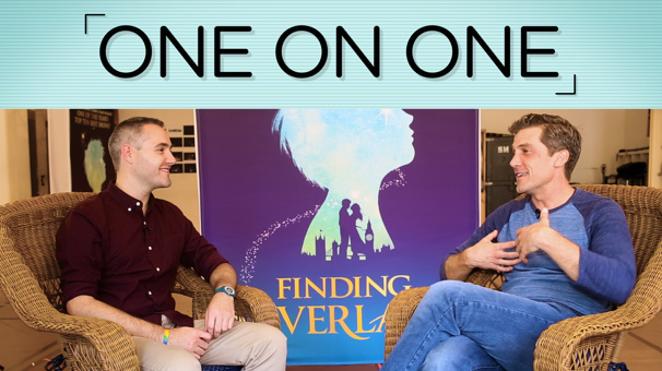 Finding Neverland's Kevin Kern on Playing Make-Believe, Modeling for Star Wars & His Fave Broadway Memory