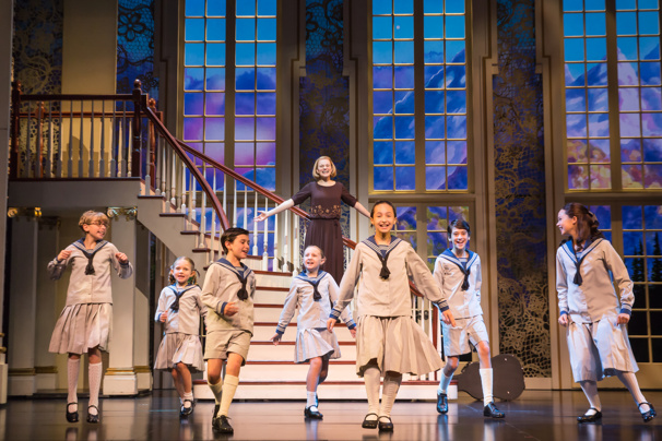 Go to the Hills! National Tour of Rodgers + Hammerstein's The Sound of Music Opens in Appleton