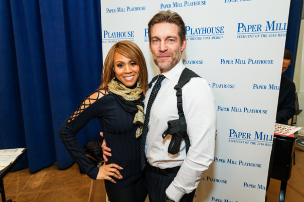 Run to the Rehearsal Room with Deborah Cox & The Bodyguard's Fantastic Cast!