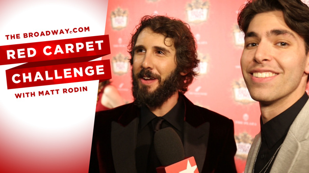 Red Carpet Challenge! See The Great Comet Stars Play 'Reverse Title-ology'