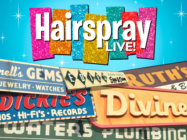 It's a Sign! Shopping for a History Lesson on the Baltimore Streets of Hairspray Live!