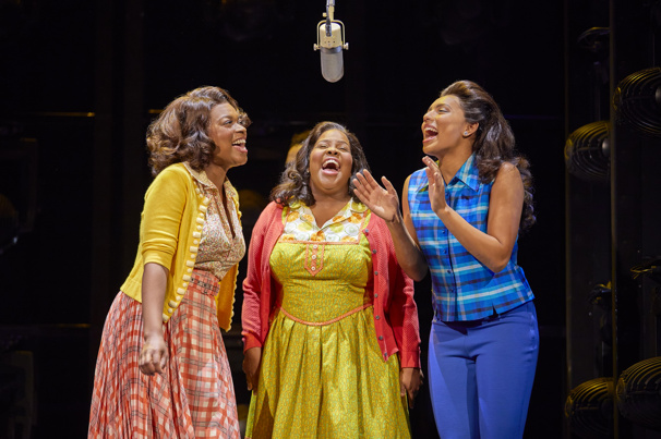 One More Picture, Please! Get a First Look at London's Dazzling Dreamgirls
