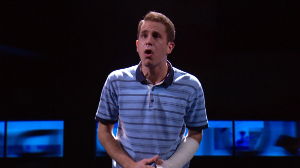 Tap, Tap, Tapping on the Glass! Experience Ben Platt & the Cast of Dear Evan Hansen's Incredible Sound