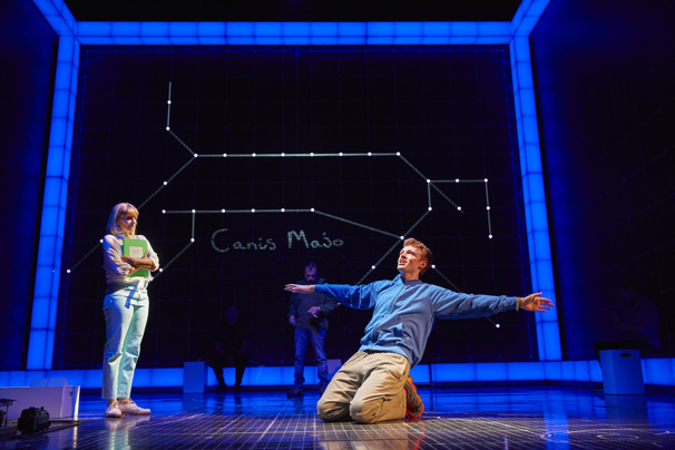 The Curious Incident of the Dog in the Night-Time Will Return to London's West End