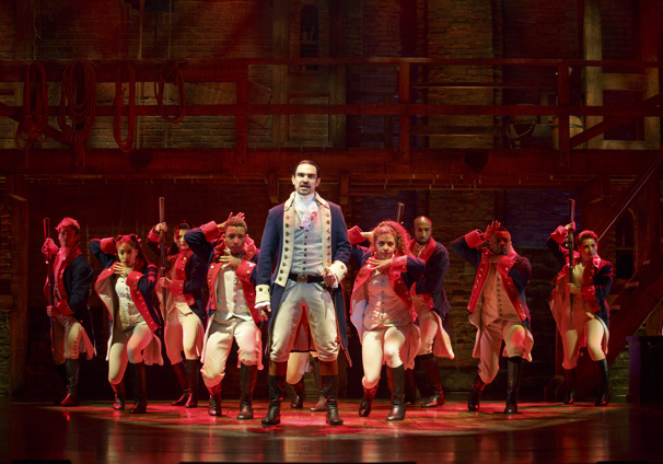 Wait For It! Lin-Manuel Miranda's Hamilton Will Launch a Second National Touring Production