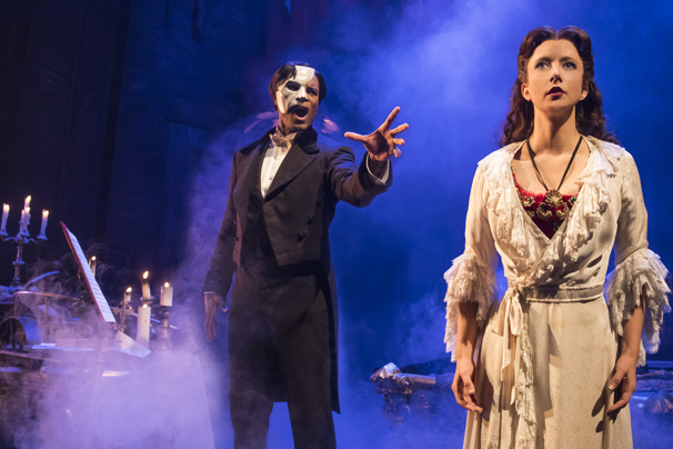 Music of the Night! Tickets Now on Sale for The Phantom of the Opera Tour in Vancouver