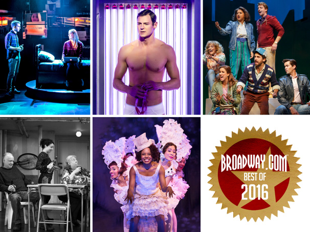 Best of the Best: Broadway.com Picks the Top Five Shows of 2016