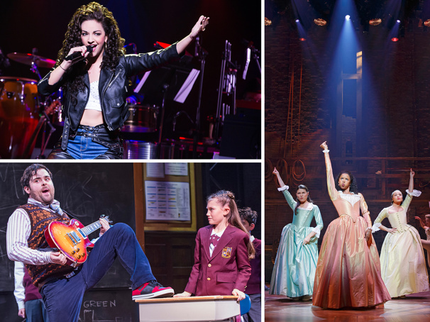 Houston's 2017-2018 Broadway Season Will Include On Your Feet!, School of Rock, Hamilton & More