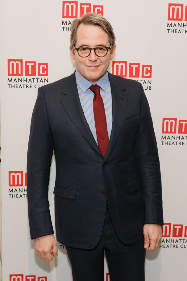 Odds & Ends: Matthew Broderick Cast in Netflix Comedy Daybreak & More