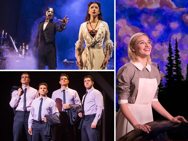 Edmonton's 2017-2018 Broadway Season Will Include The Phantom of the Opera, Jersey Boys, The Sound of Music & More