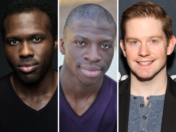 History Has Its Eyes on You! Joshua Henry, Michael Luwoye & Rory O'Malley Will Lead the Hamilton Tour