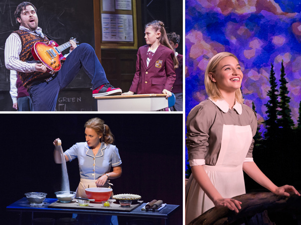 Fort Lauderdale's 2017-2018 Broadway Season Will Include School of Rock, Waitress, The Sound of Music & More
