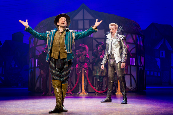 It's Gonna Be Great! Tickets Now on Sale for the National Tour of Something Rotten! in Cincinnati