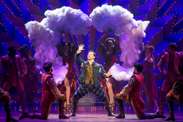 Welcome to the Renaissance! National Tour of Something Rotten! Opens in Boston
