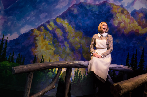 First Look! Check Out New Photos of the National Tour of Rodgers + Hammerstein's The Sound of Music