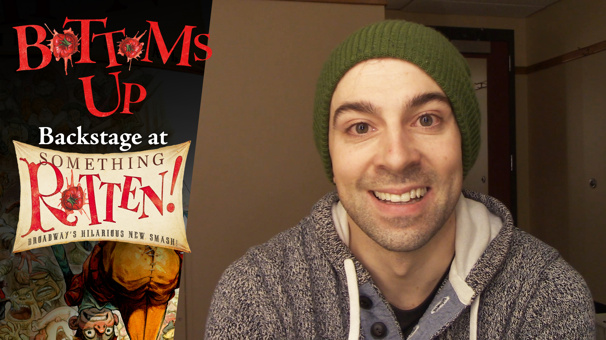 Bottoms Up: Backstage at the Something Rotten! Tour with Rob McClure, Episode 2: Off to The 'Burgh